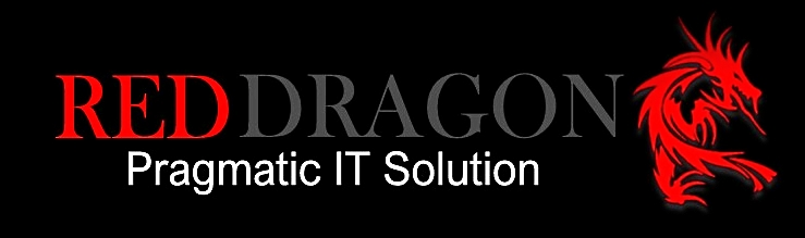 Red Dragon IT Solution Logo